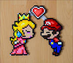 Mario + Peach