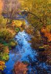 River flowing, nostalgia growing VII