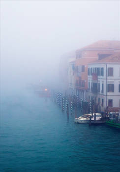 Foggy Venice II