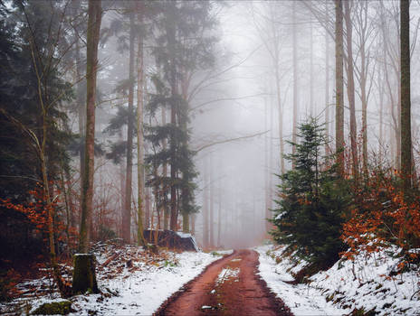 A lonely path into the Unknown II