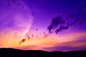Skyward Dreams XVII by Coccineus