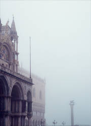 Foggy Venice V
