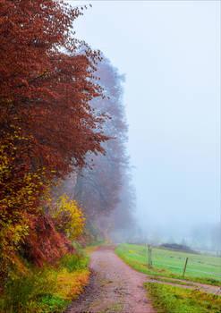 Last Breath of Autumn VII by Aenea-Jones