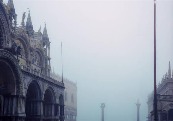 Foggy Venice VI
