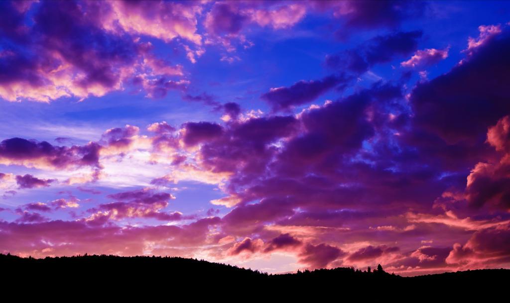 Skyward Dreams XIX by Aenea-Jones