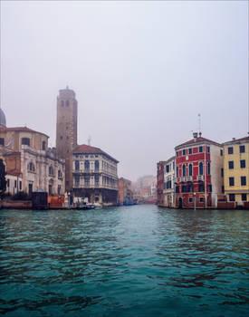 Foggy Venice IX