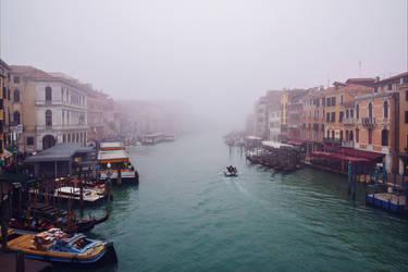 Foggy Venice X