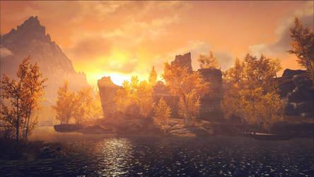 Skyrim Sunset II