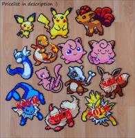 Pokemon Sprite Sale by Aenea-Jones