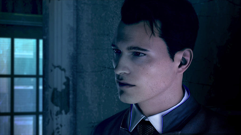 Connor Detroit Become Human Wallpaper: Connor [Detroit: Become Human] By Aenea-Jones On DeviantArt