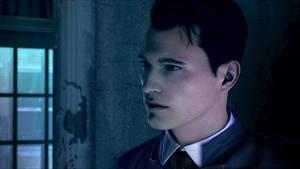 Connor [Detroit: Become Human] by Aenea-Jones