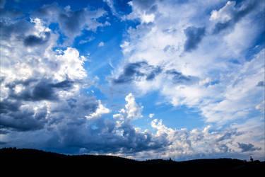 Lively Sky by Aenea-Jones