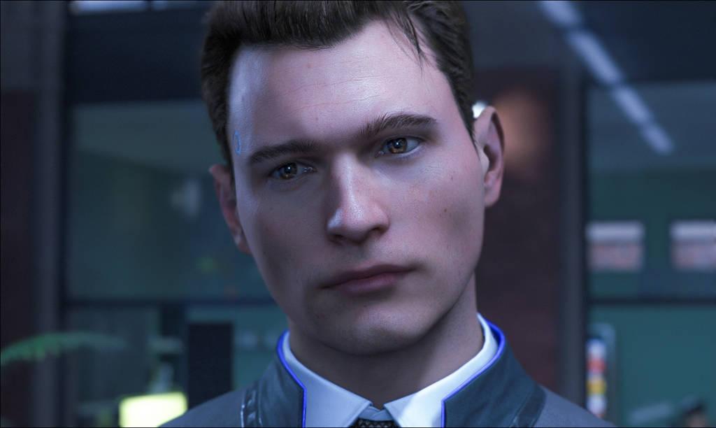 Connor [Detroit: Become Human] III by Aenea-Jones