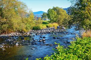 Where the River flows XVII by Aenea-Jones