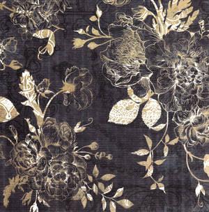FREE dark floral paper texture design stock