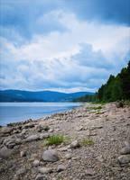 Lakeside View VII by Aenea-Jones