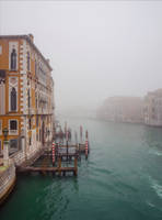 Foggy Venice XII v2.0 by Aenea-Jones