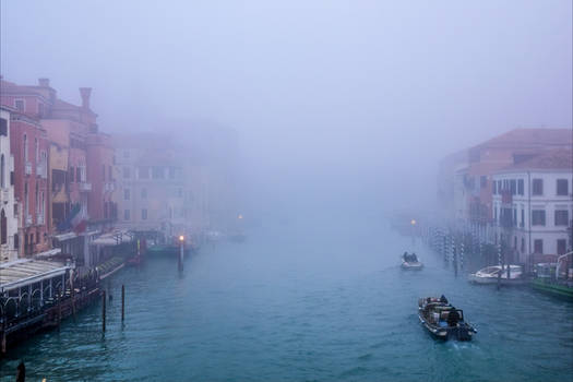 Foggy Venice XIV