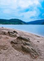 Lakeside View IX by Aenea-Jones