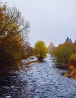 Cold River by Aenea-Jones