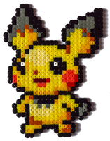 #172 - Pichu by Aenea-Jones