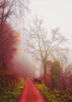 Bright Autumn II by Aenea-Jones