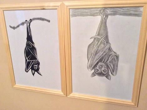 Birthday bats