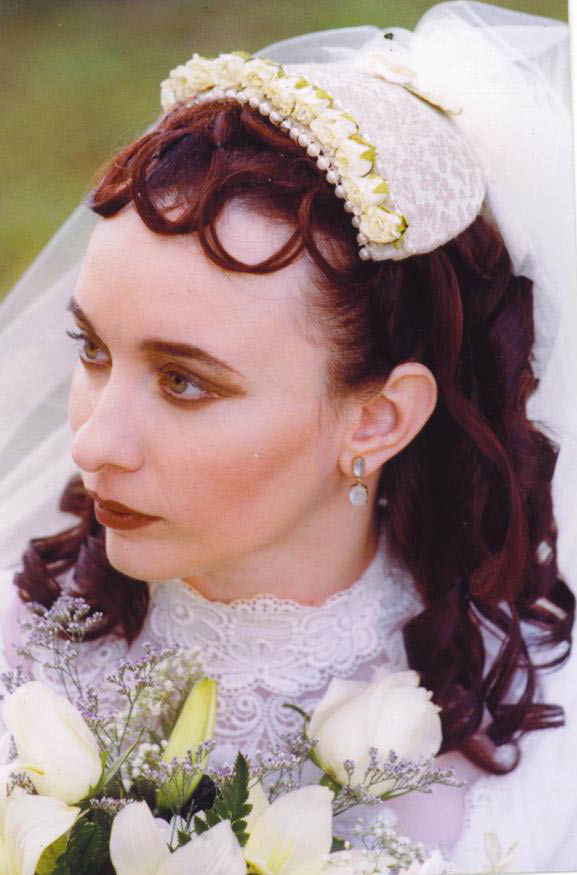 Gothic Wedding Makeup : Gothic Bridal Makeup by TheBigGunns on deviantART