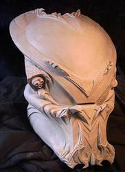 Gothic Hunter Predator Helmet by TheBigGunns