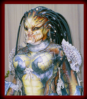Predator Queen