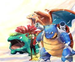 Pokemon! by bureika