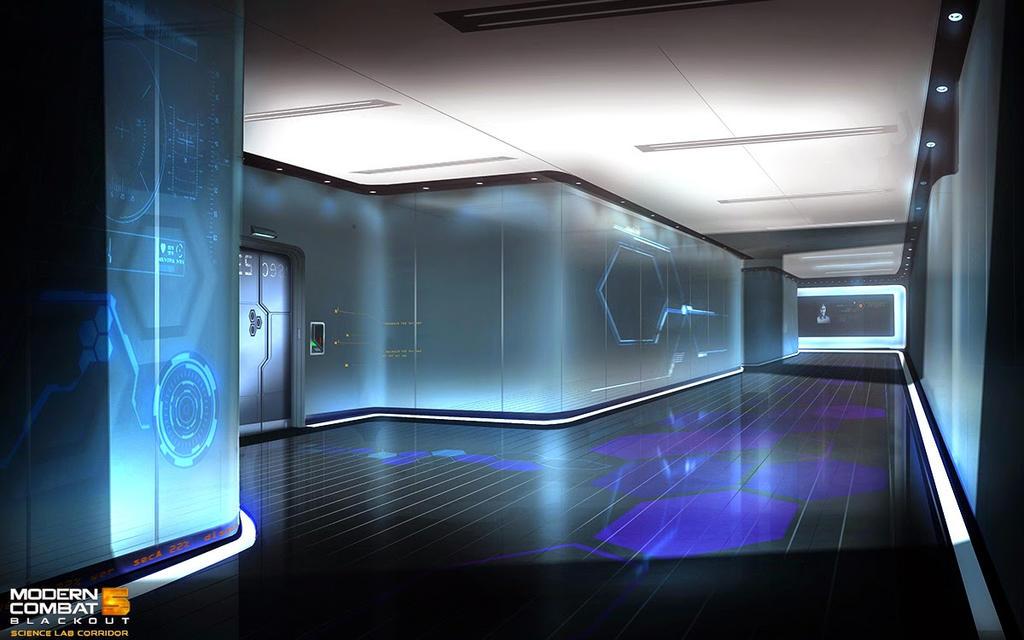 Science Lab Interior Design