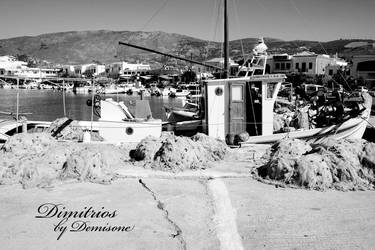 Dimitrios by demisone