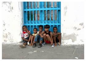 Children of Cuba by demisone