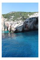 Cyan Sea by demisone