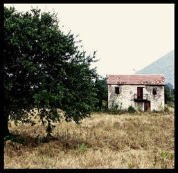 This old house...