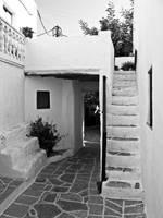 Folegandros - The Gate by demisone