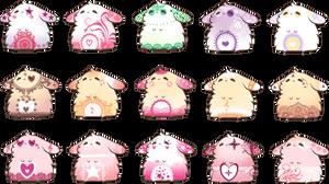 Adoptable Cute Bunnies ! /OPEN by Jennlevi