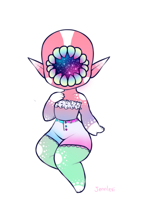 T00THEYE ADOPTABLE #1 [AUCTION] by Jennlevi