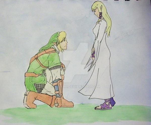 The Legend of Zelda by Airam1
