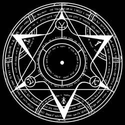 Transmutation Circle by Mazena