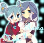 Maki and Reina