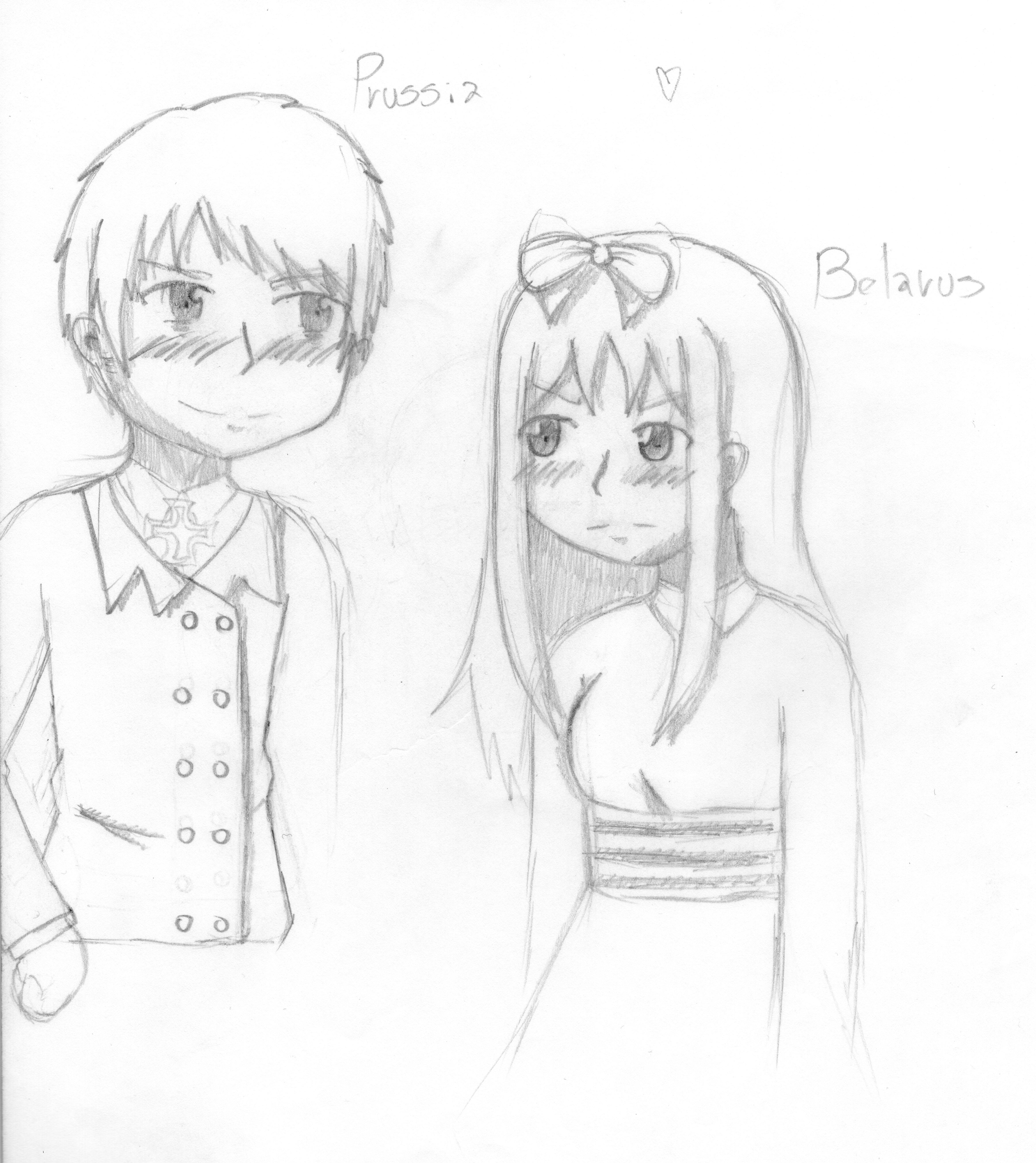 Prubela Sketch by Tirachi