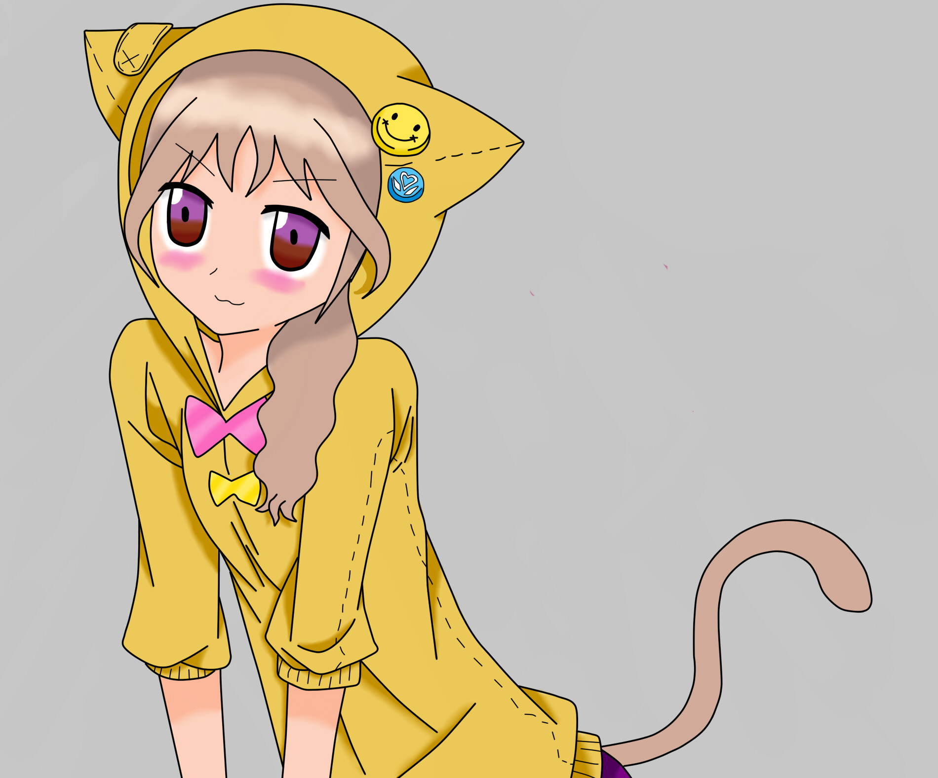 Neko Mariza Color by Tirachi