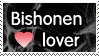Bishonen lover by Puff-and-huff