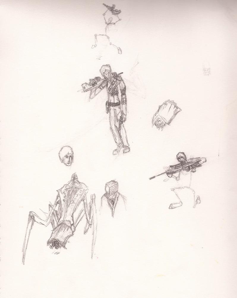 Sketch dump Random_hl2_drawings_by_waterbuddy16-d4quvwy
