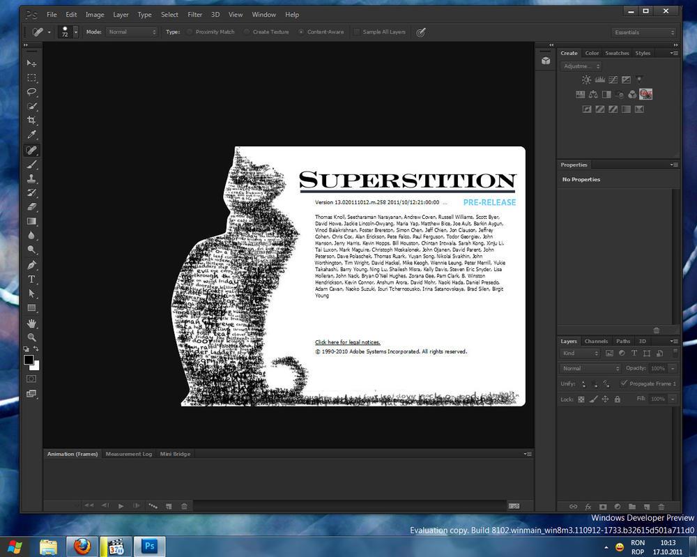 Adobe photoshop cs6 full pre cracked mavimo for Miglior programma grafica 3d