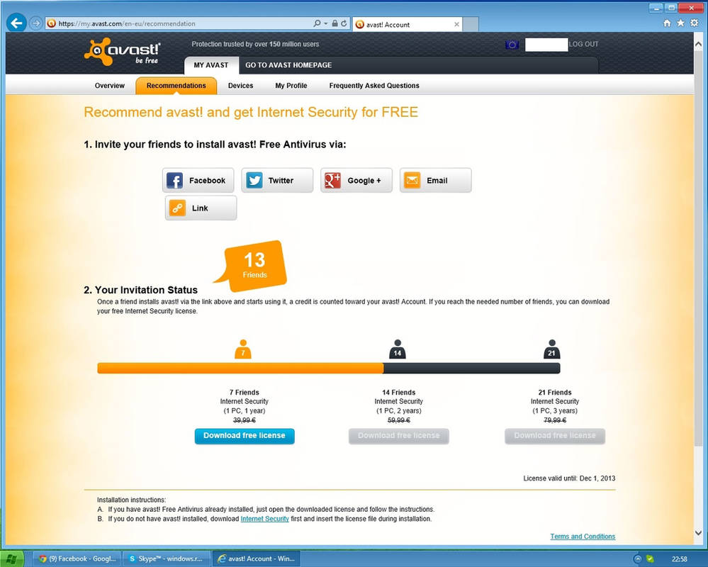how to cancel your avast account