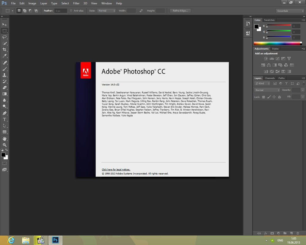 how to change adobe cc to student plan
