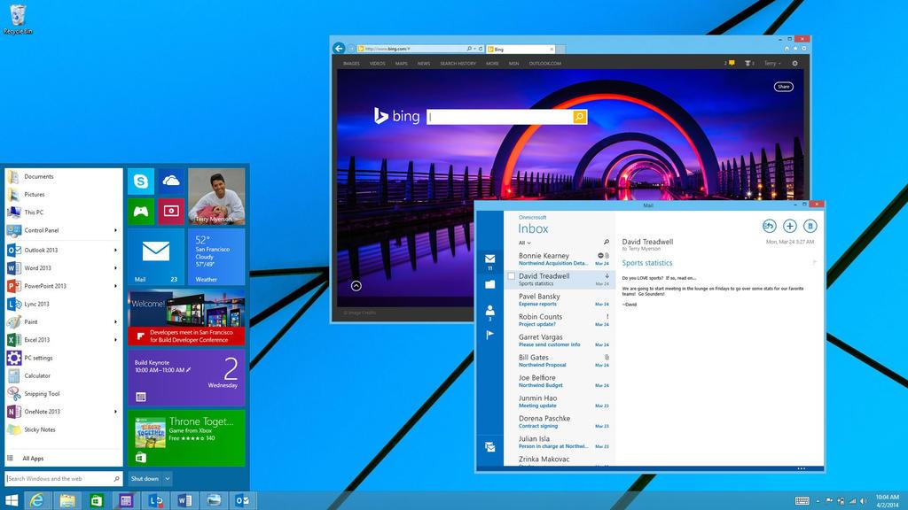 Windows 8.1 'Update 2' by Misaki2009